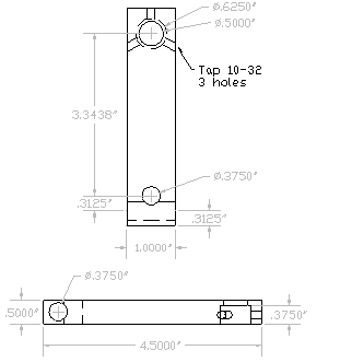 Dimensioned Link
