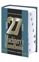 picture of Machinery's Handbook